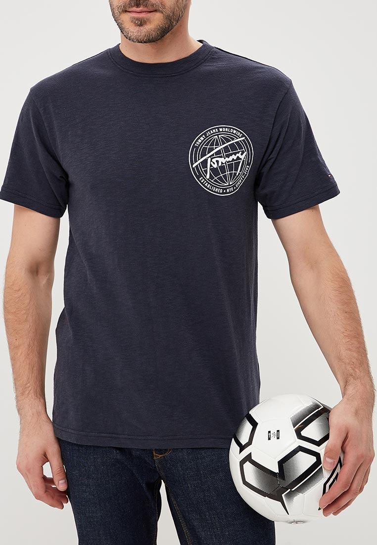 Футболка с коротким рукавом Tommy Jeans DM0DM04533