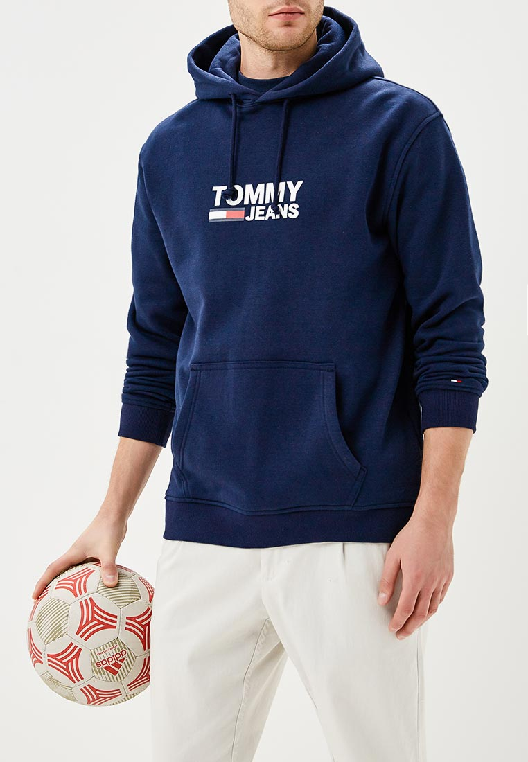 Мужские худи Tommy Jeans DM0DM05253