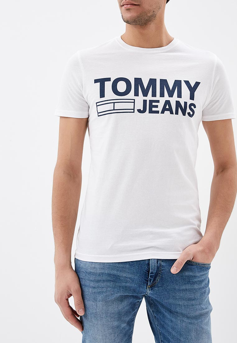 Футболка с коротким рукавом Tommy Jeans DM0DM02192