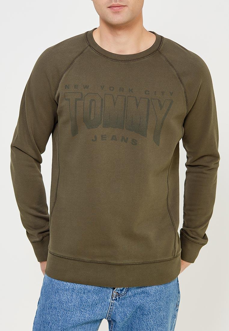 Толстовка Tommy Jeans DM0DM03654