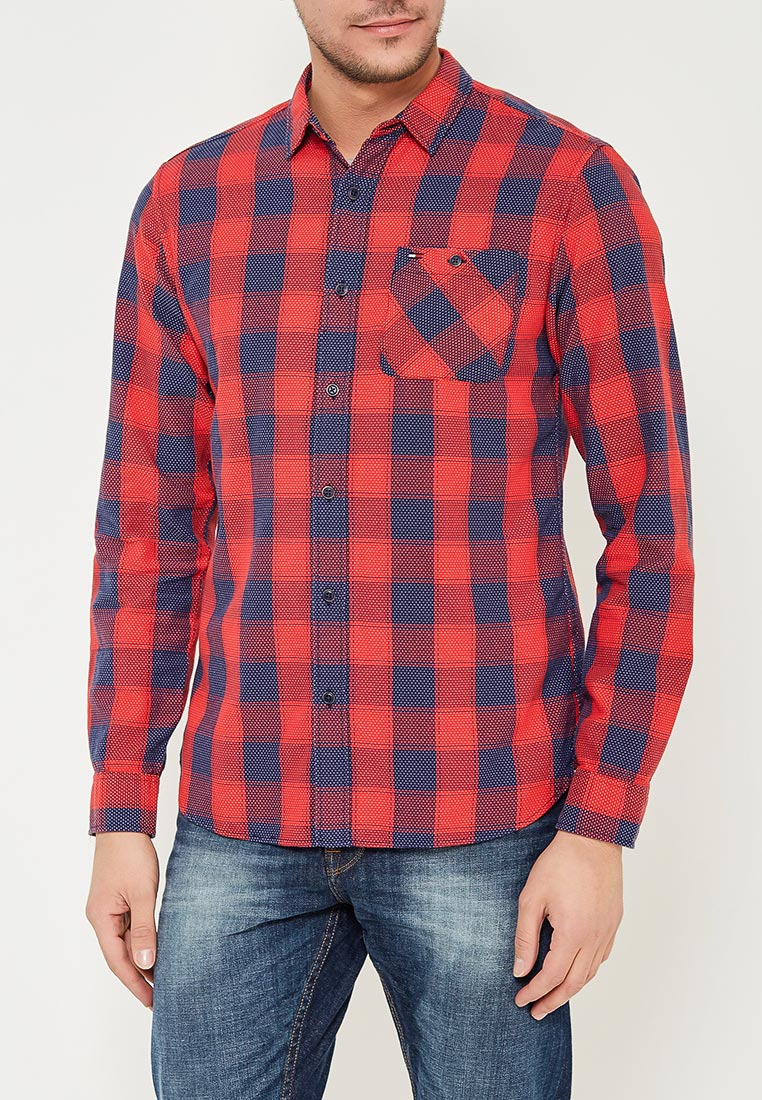 Рубашка с длинным рукавом Tommy Jeans DM0DM03743