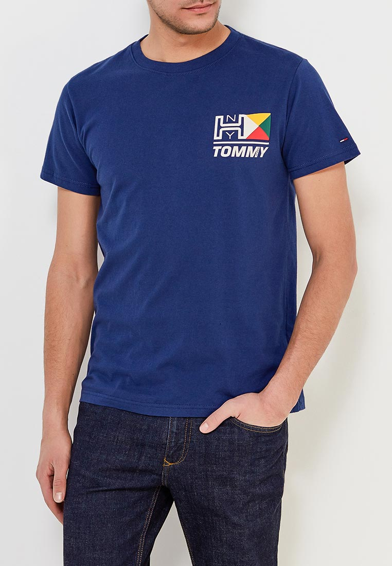 Футболка с коротким рукавом Tommy Jeans DM0DM03967