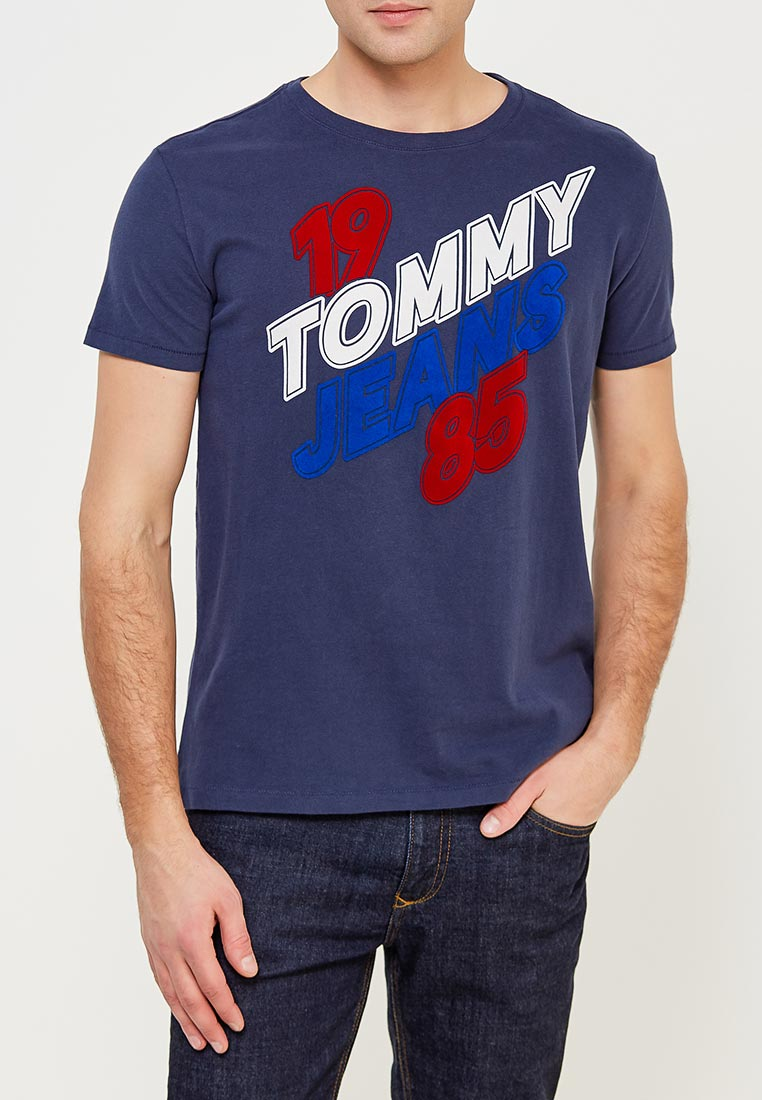 Футболка с коротким рукавом Tommy Jeans DM0DM03714