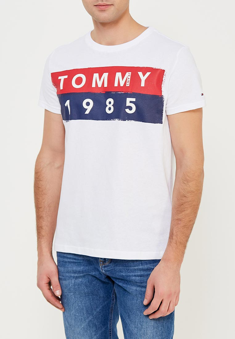 Футболка с коротким рукавом Tommy Jeans DM0DM03715