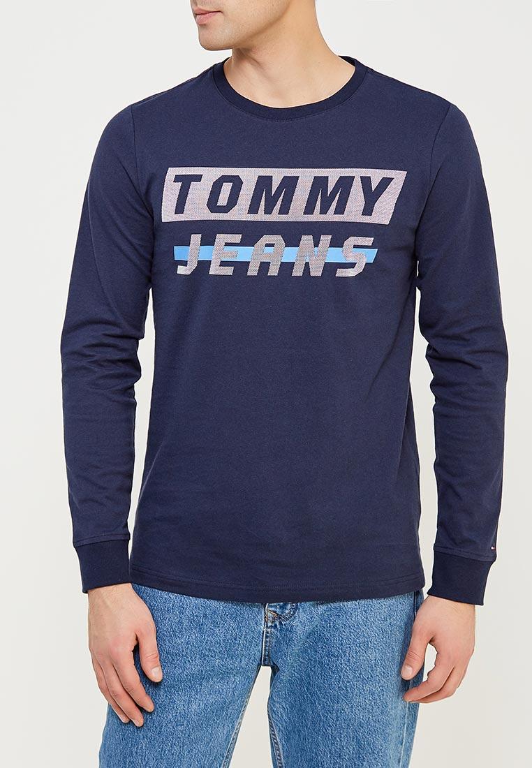 Футболка с длинным рукавом Tommy Jeans DM0DM03716