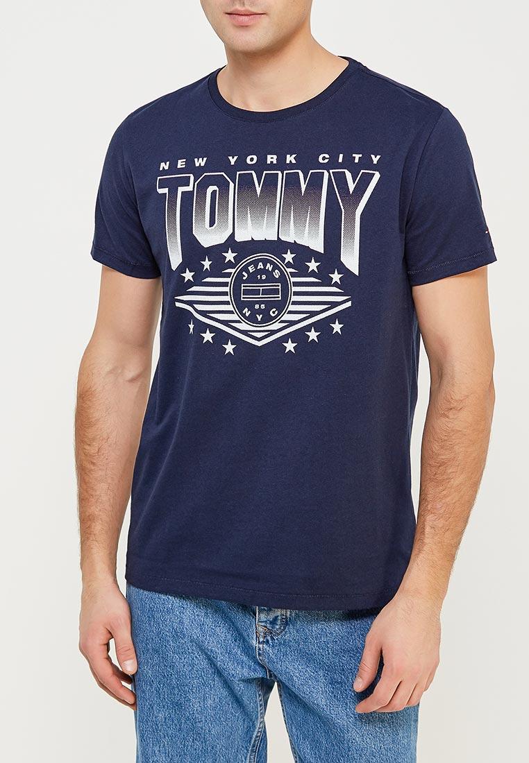 Футболка с коротким рукавом Tommy Jeans DM0DM03729