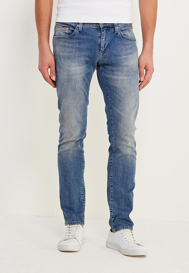 Мужские прямые джинсы Tommy Jeans DM0DM03553