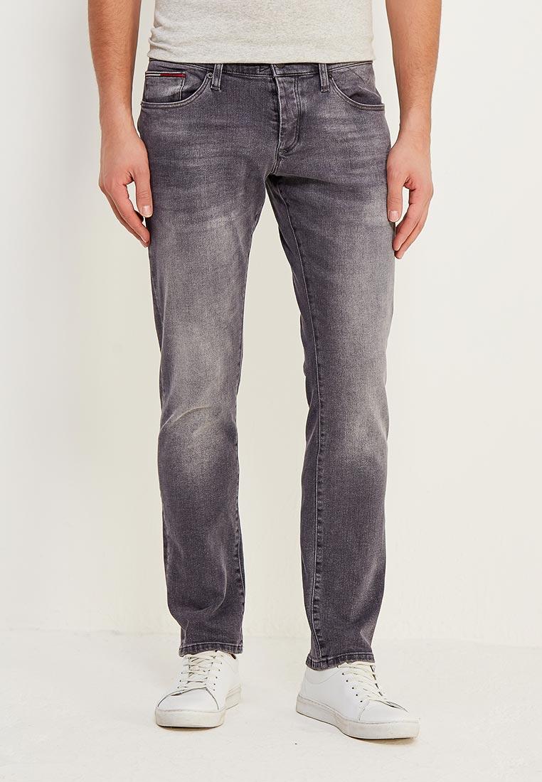 Мужские прямые джинсы Tommy Jeans DM0DM03801