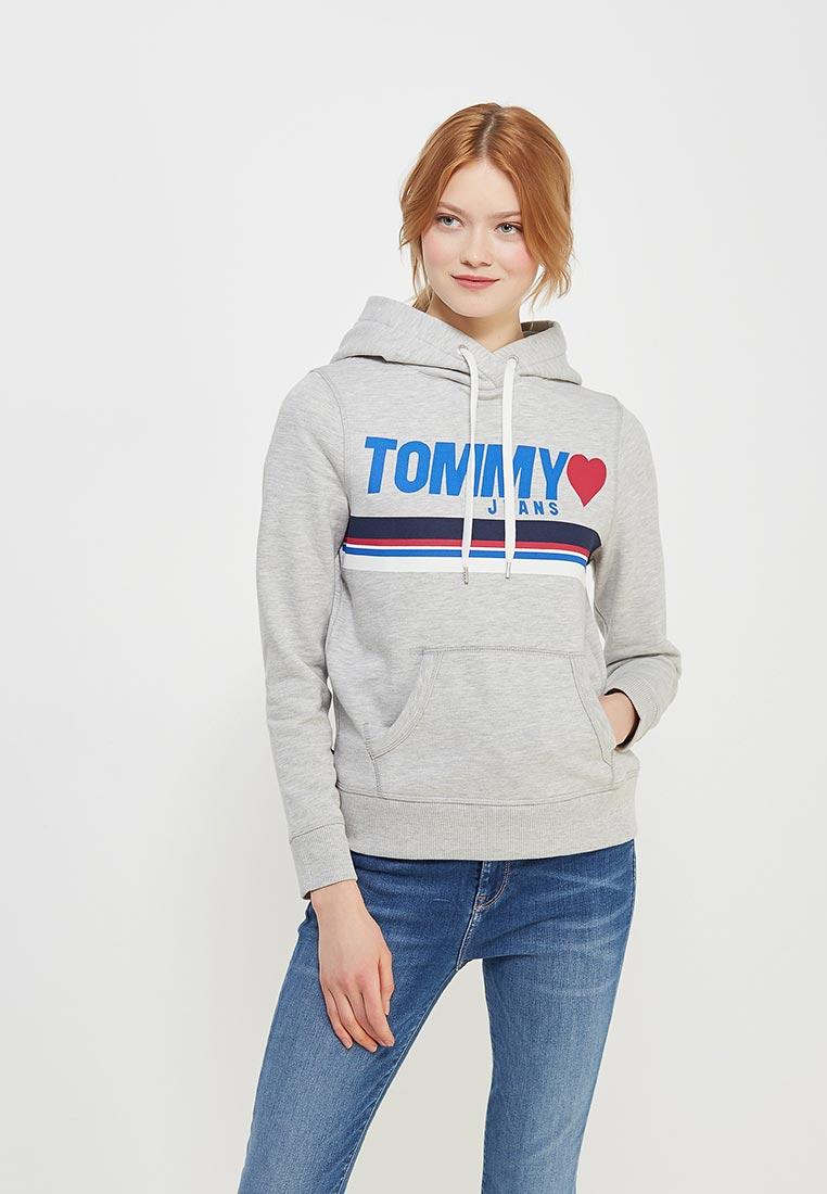 Женские худи Tommy Jeans DW0DW04080