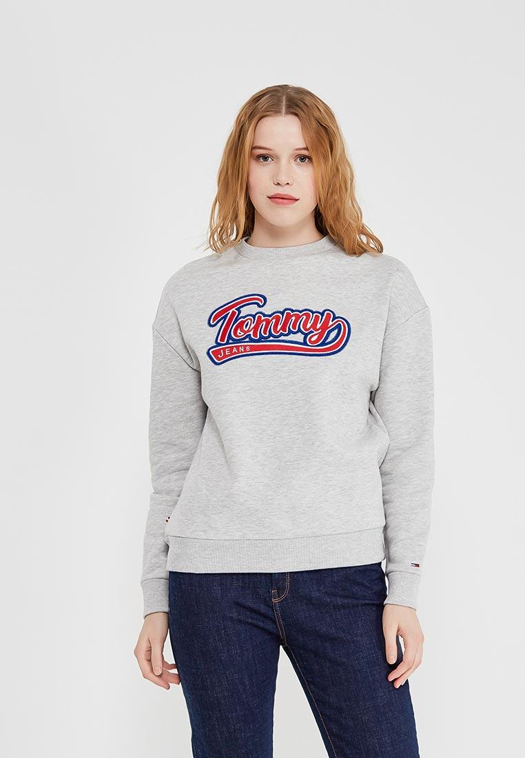 Толстовка Tommy Jeans DW0DW04094