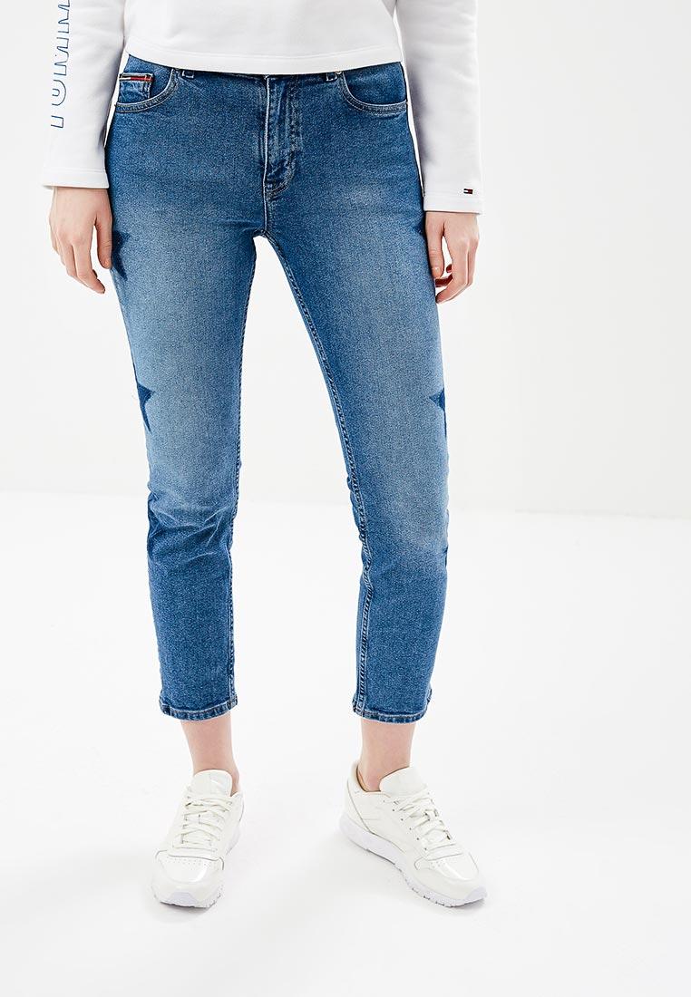 Зауженные джинсы Tommy Jeans DW0DW04157