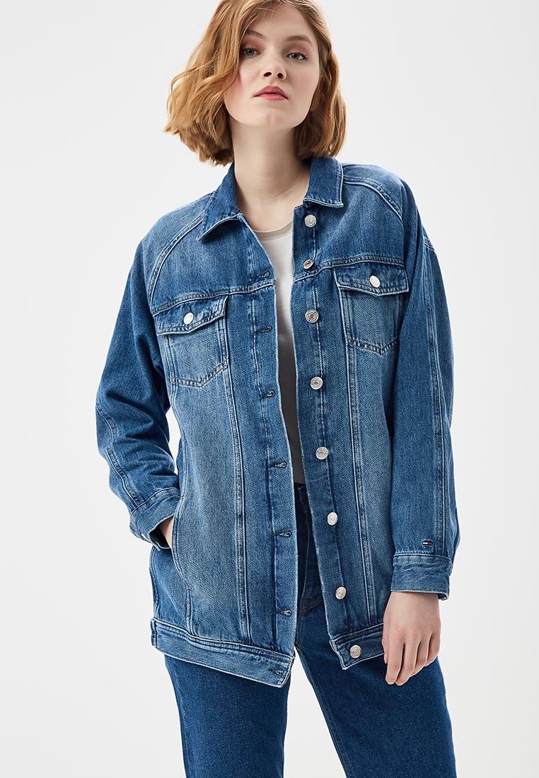 Джинсовая куртка Tommy Jeans DW0DW04182