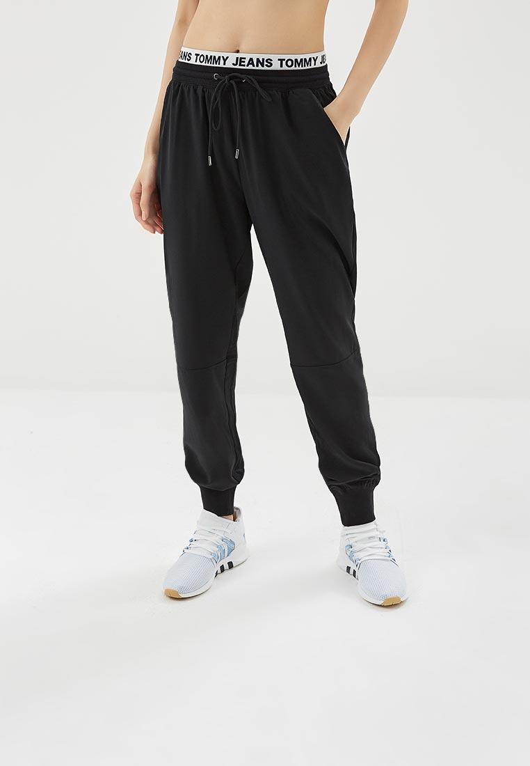 Женские зауженные брюки Tommy Jeans DW0DW04268