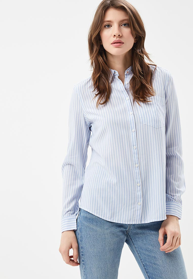 Женские рубашки с длинным рукавом Tommy Jeans DW0DW04308