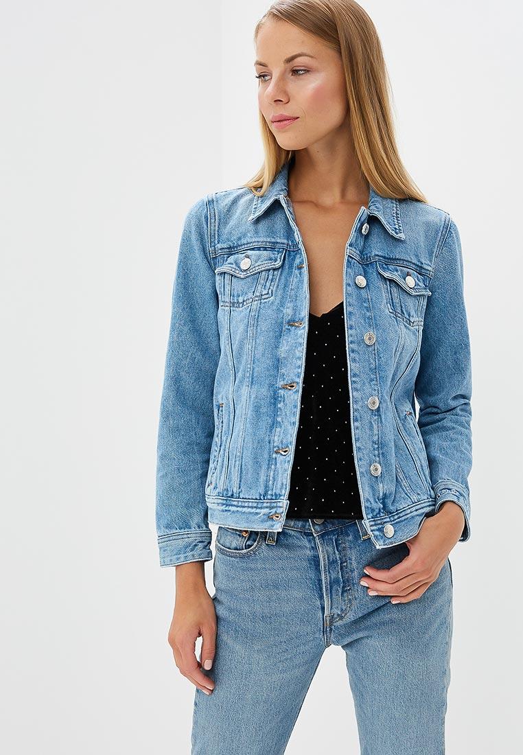 Джинсовая куртка Tommy Jeans DW0DW04364