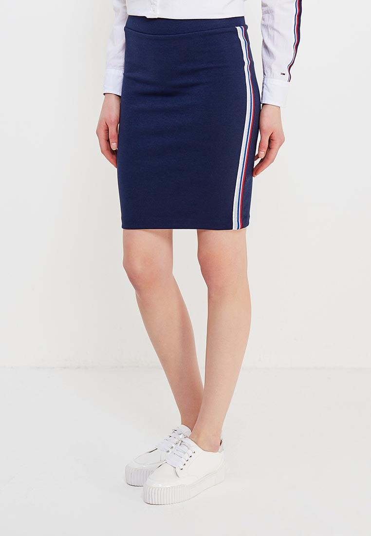 Узкая юбка Tommy Jeans DW0DW04375