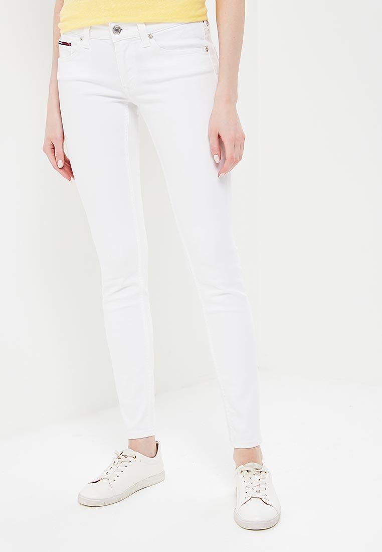 Зауженные джинсы Tommy Jeans DW0DW03560