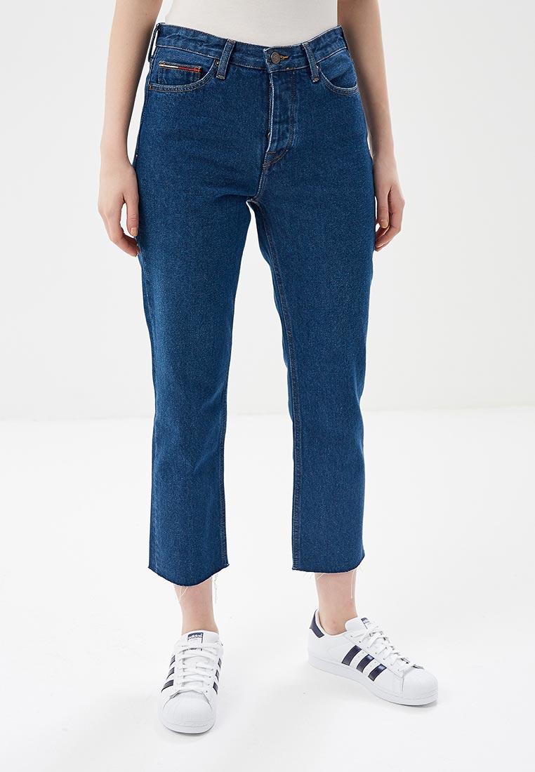 Чинос и boyfriend fit Tommy Jeans DW0DW04347