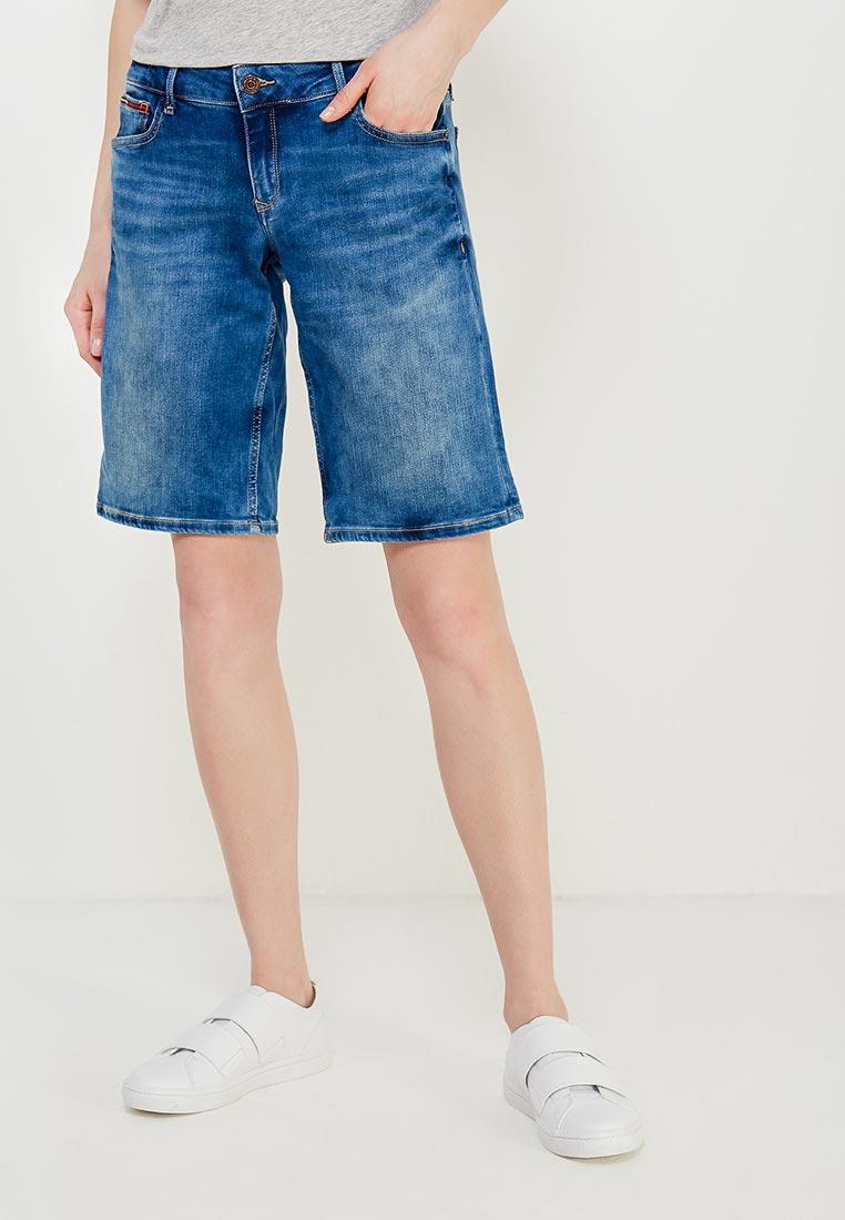 Женские повседневные шорты Tommy Jeans DW0DW03602