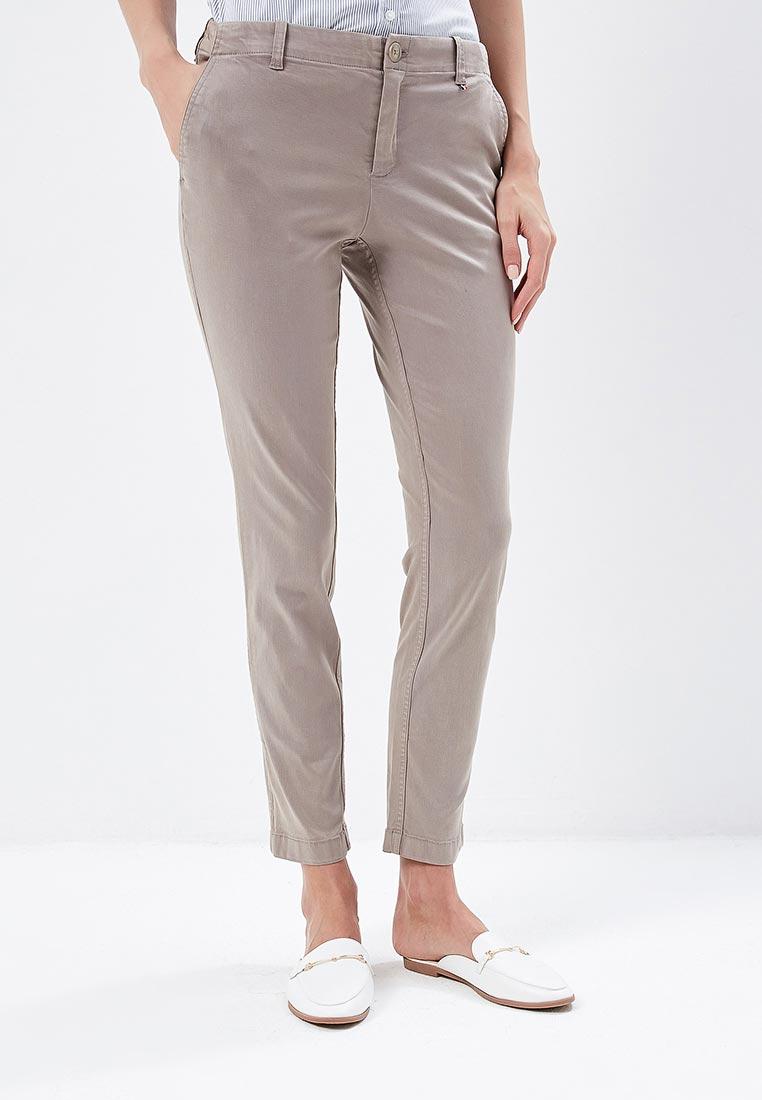 Женские зауженные брюки Tommy Jeans DW0DW04261