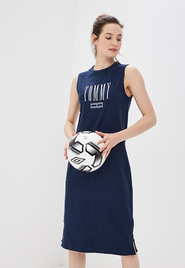 Платье Tommy Jeans DW0DW04471