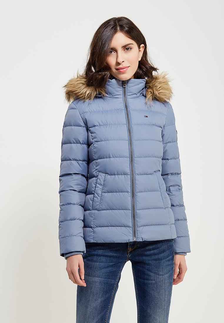 Утепленная куртка Tommy Jeans DW0DW00504