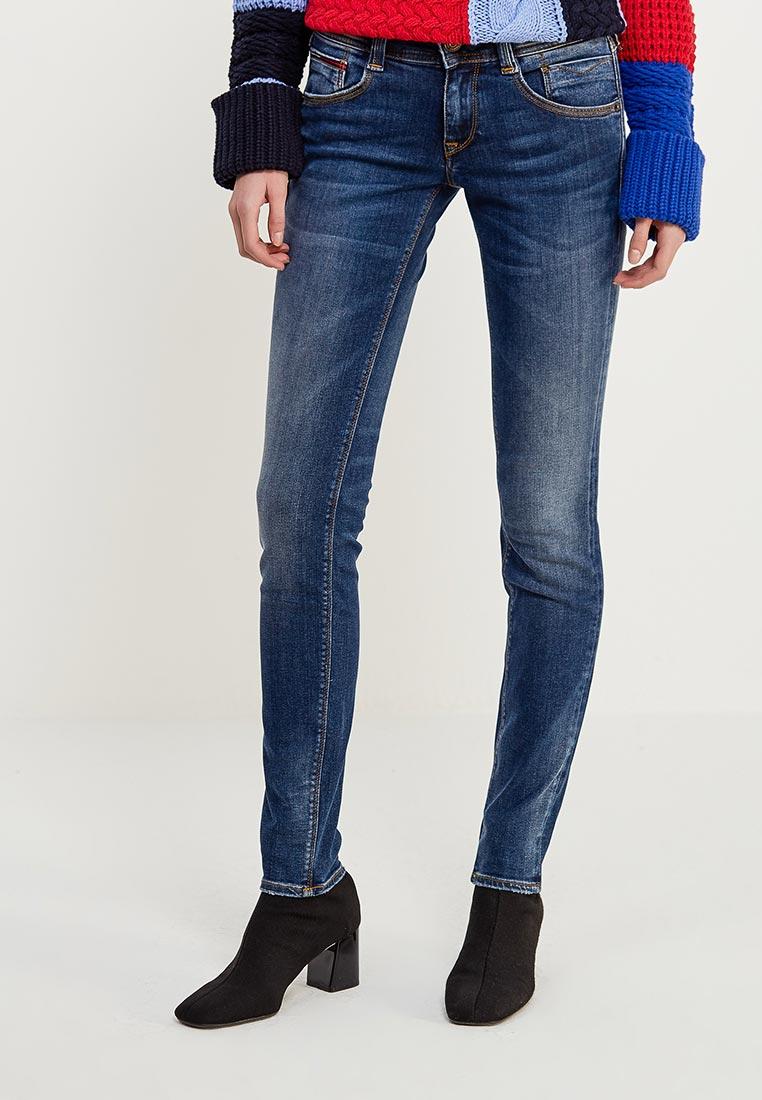 Зауженные джинсы Tommy Jeans DW0DW03479