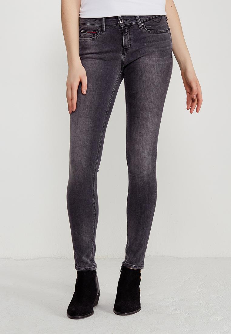 Зауженные джинсы Tommy Jeans DW0DW03485