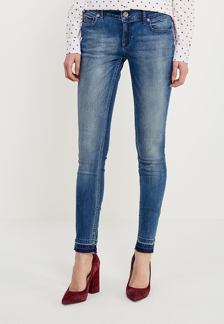 Зауженные джинсы Tommy Jeans DW0DW03494