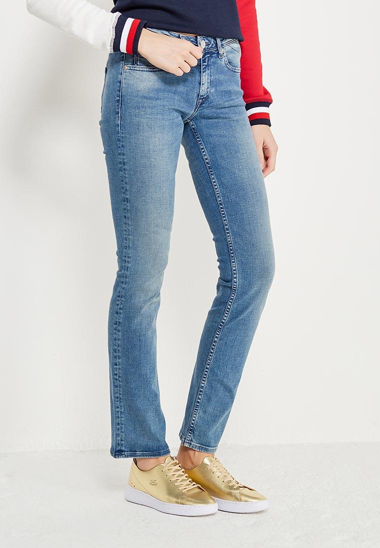 Прямые джинсы Tommy Jeans DW0DW03535
