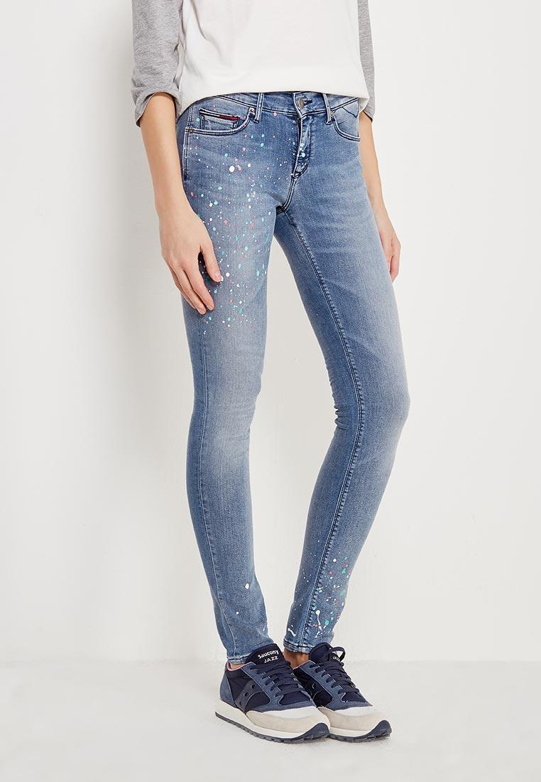 Зауженные джинсы Tommy Jeans DW0DW03822