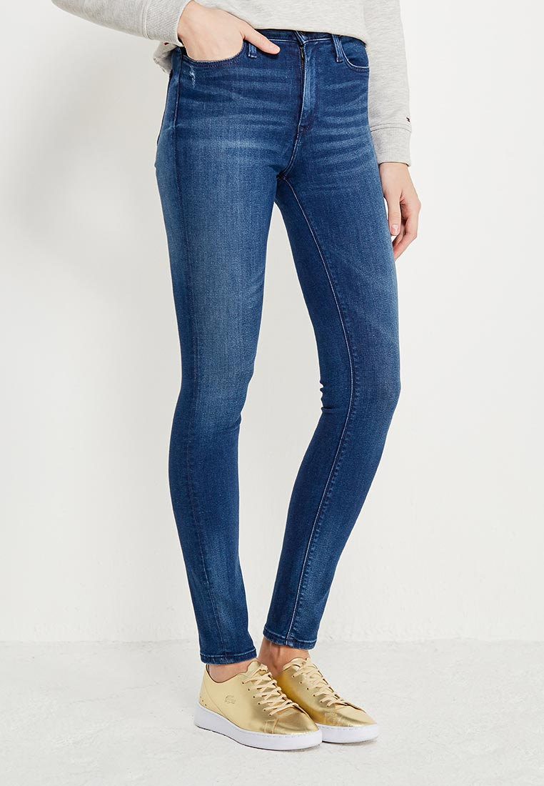 Зауженные джинсы Tommy Jeans DW0DW03840