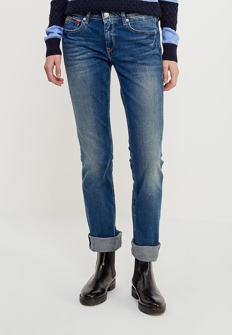 Прямые джинсы Tommy Jeans DW0DW03976