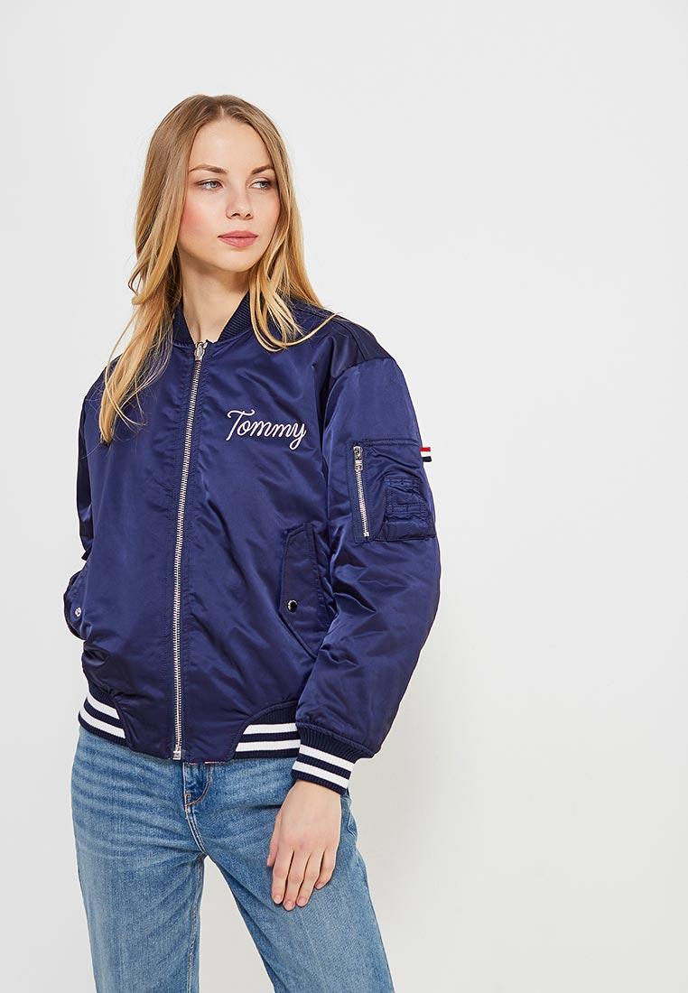 Куртка Tommy Jeans DW0DW03687