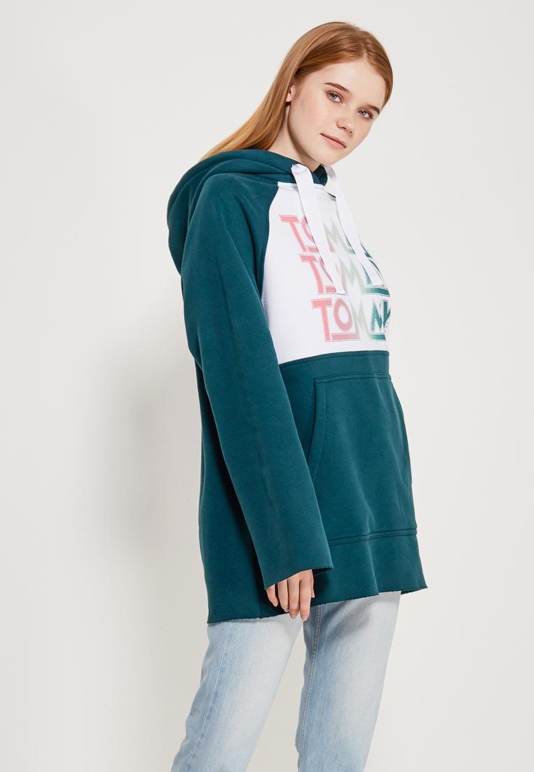 Женские худи Tommy Jeans DW0DW03711
