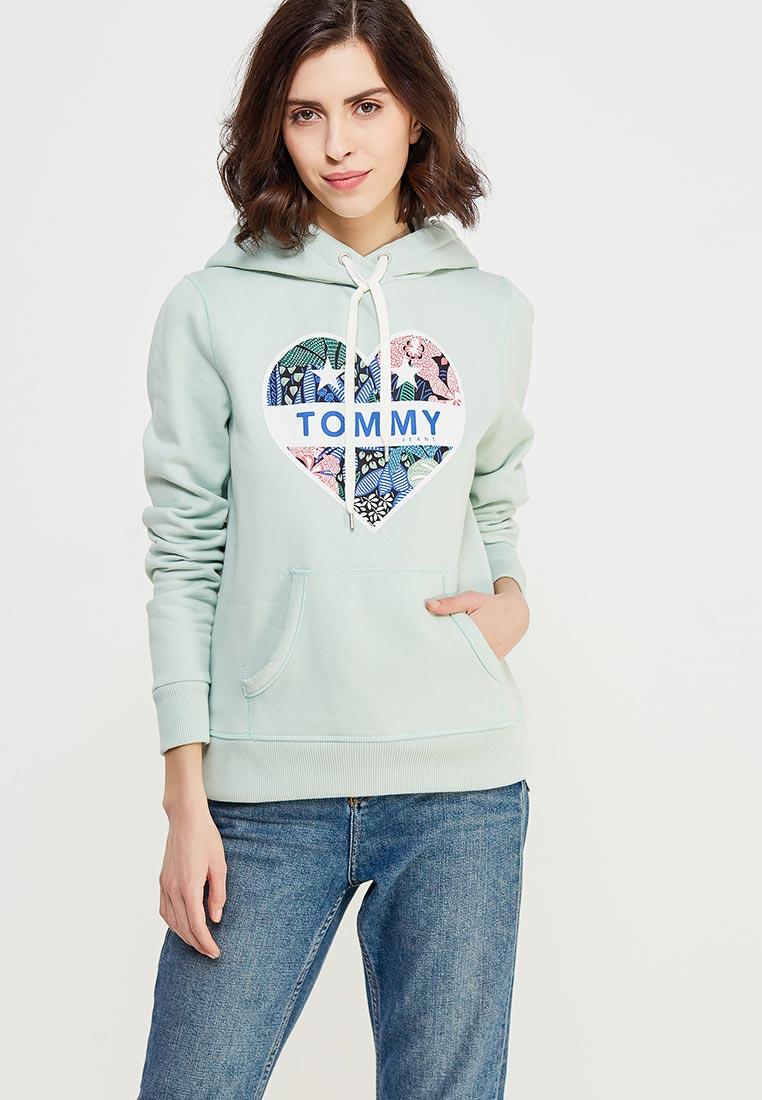 Женские худи Tommy Jeans DW0DW03713