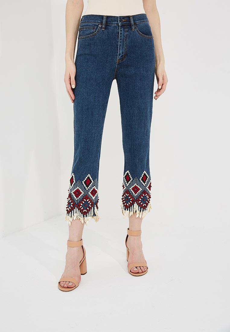 Прямые джинсы Tory Burch 42780