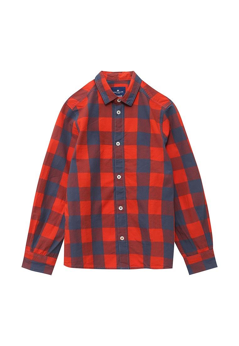 Рубашка Tom Tailor (Том Тейлор) 2033975.00.30
