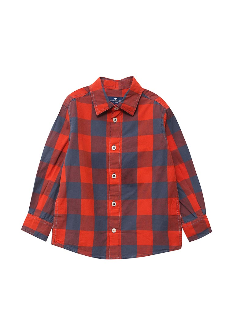 Рубашка Tom Tailor (Том Тейлор) 2033976.00.82