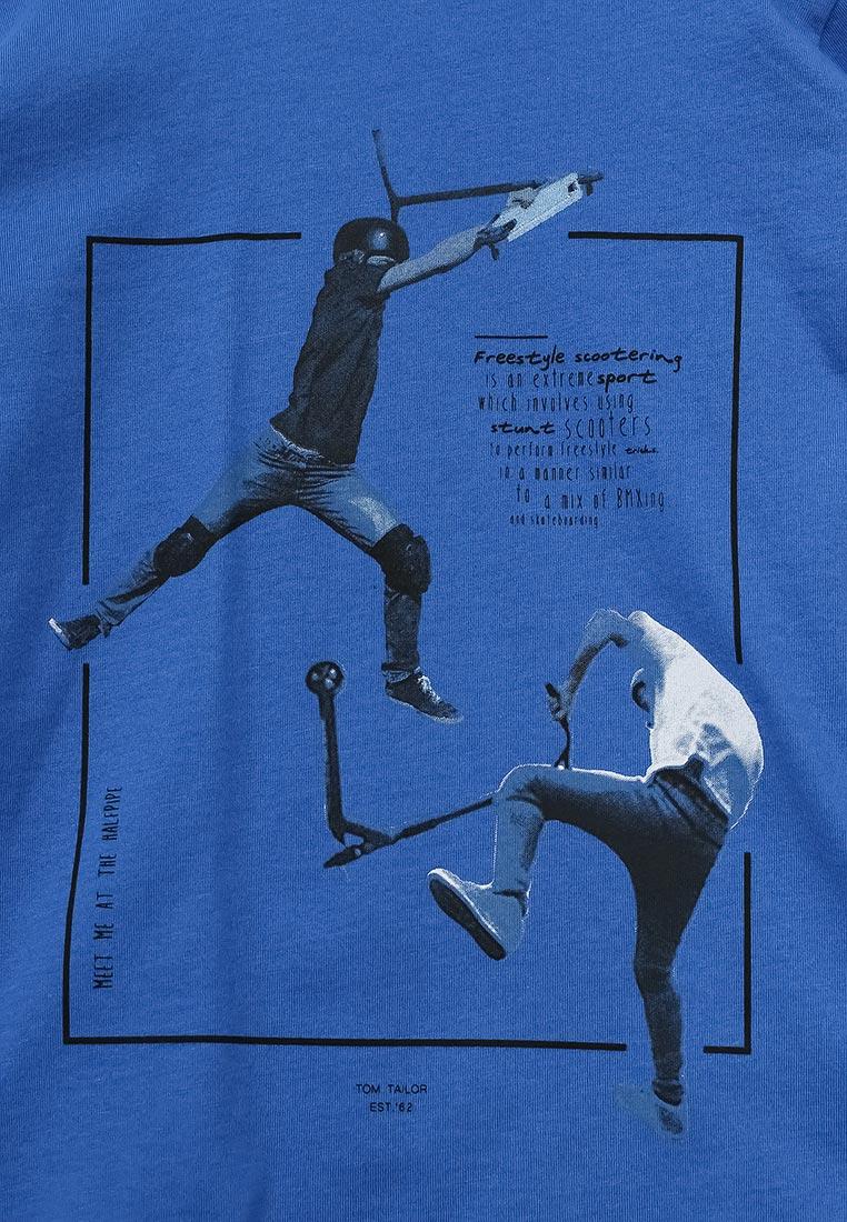 Футболка с длинным рукавом Tom Tailor (Том Тейлор) 1036895.00.82