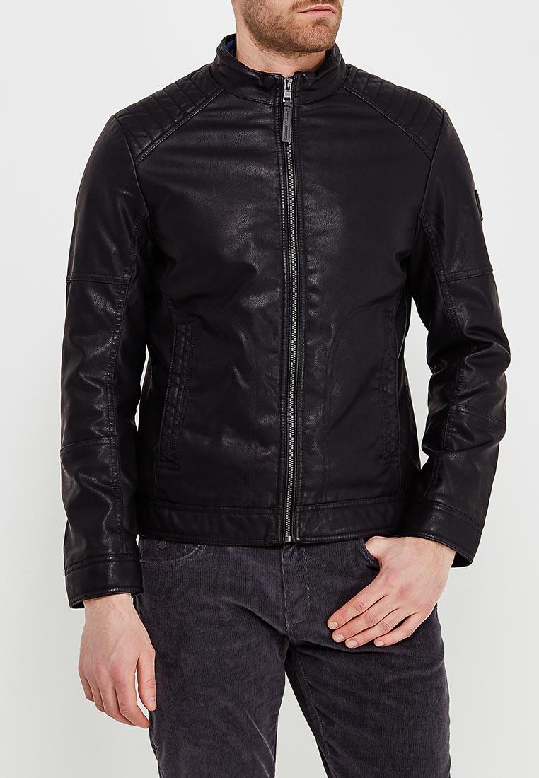 Кожаная куртка Tom Tailor (Том Тейлор) 3555121.00.10