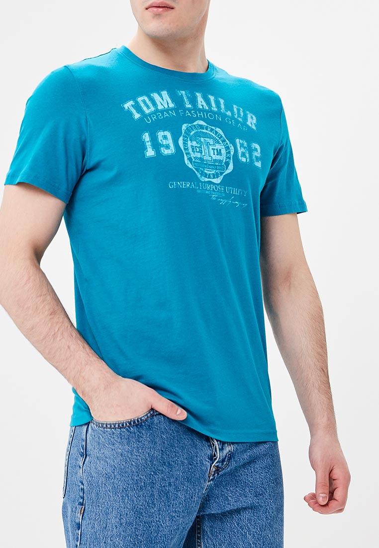 Футболка с коротким рукавом Tom Tailor (Том Тейлор) 1023549.00.10