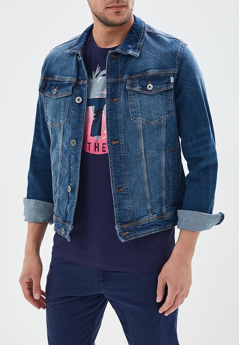 Джинсовая куртка Tom Tailor (Том Тейлор) 3555217.00.10