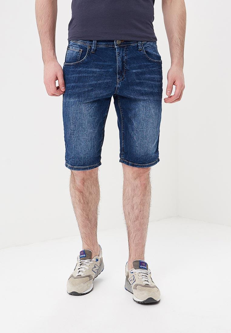 Мужские джинсовые шорты Tom Tailor (Том Тейлор) 6255104.99.10