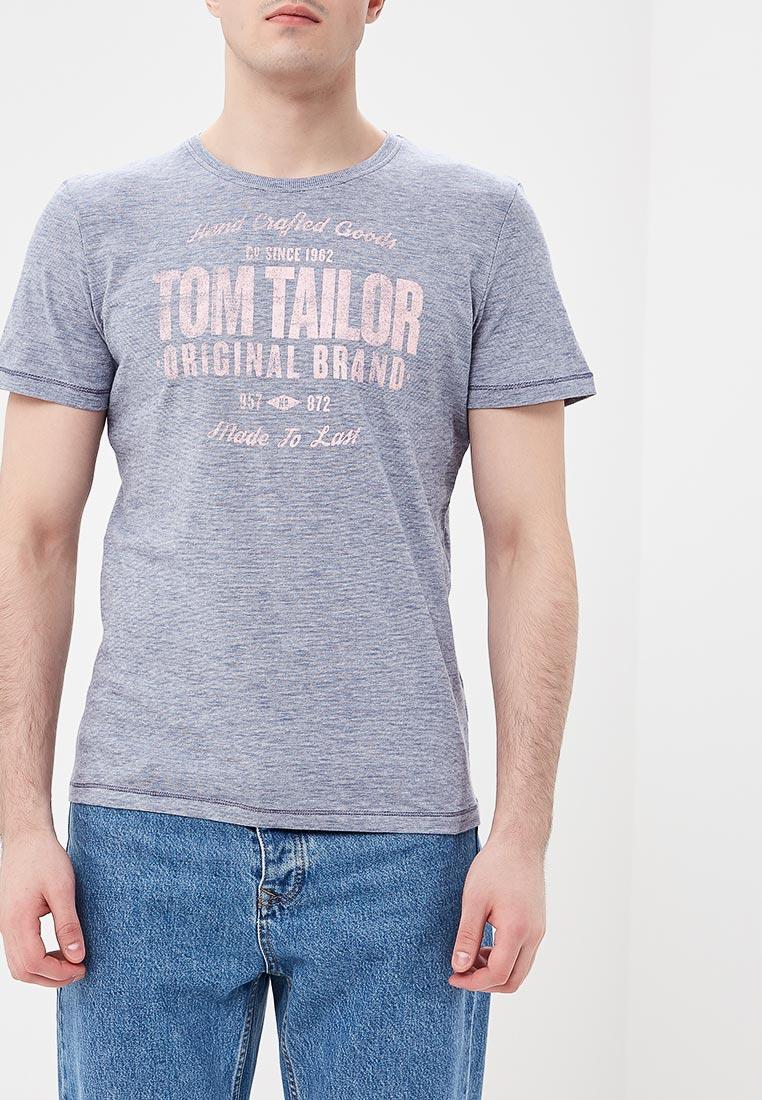 Футболка с коротким рукавом Tom Tailor (Том Тейлор) 1055285.00.10