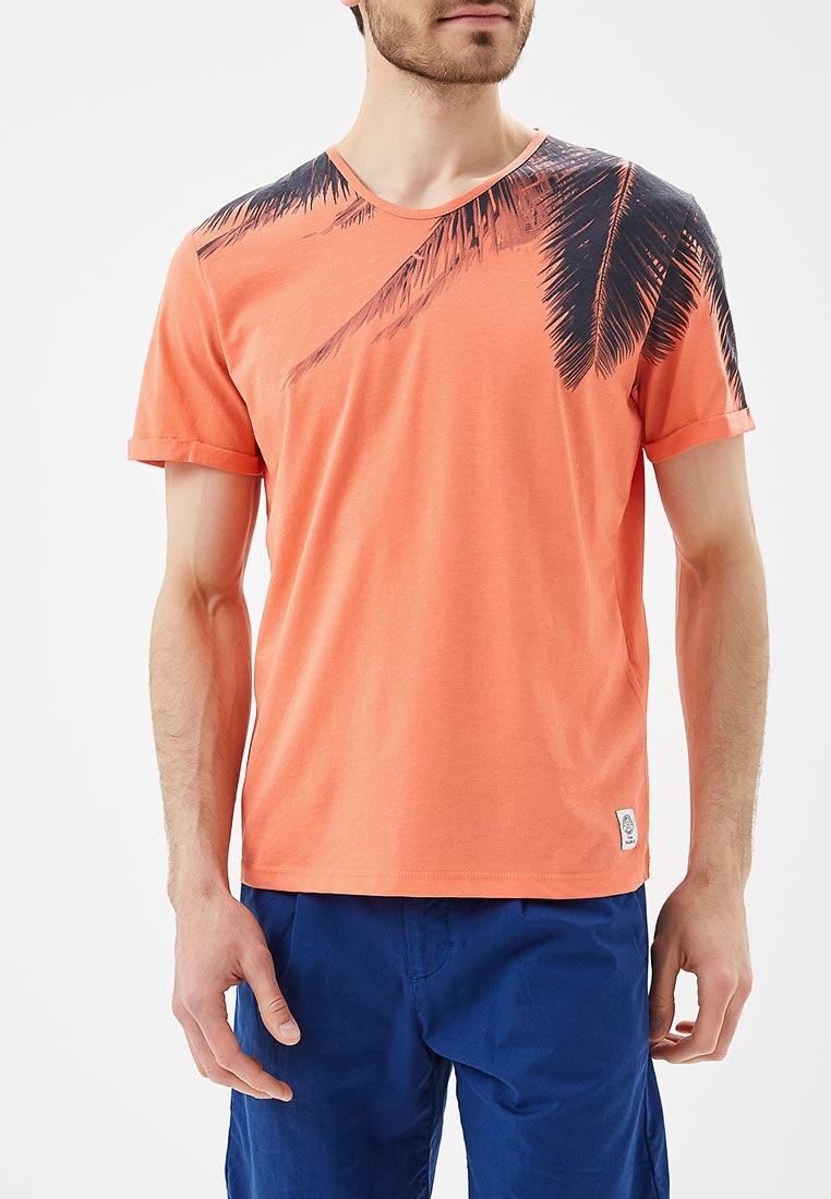 Футболка с коротким рукавом Tom Tailor (Том Тейлор) 1055851.00.10