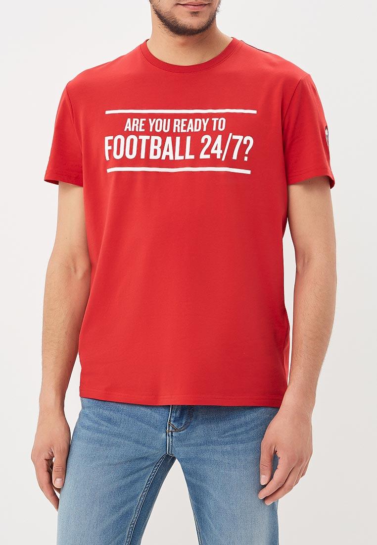 Футболка с коротким рукавом Tom Tailor (Том Тейлор) 1056455.10.10
