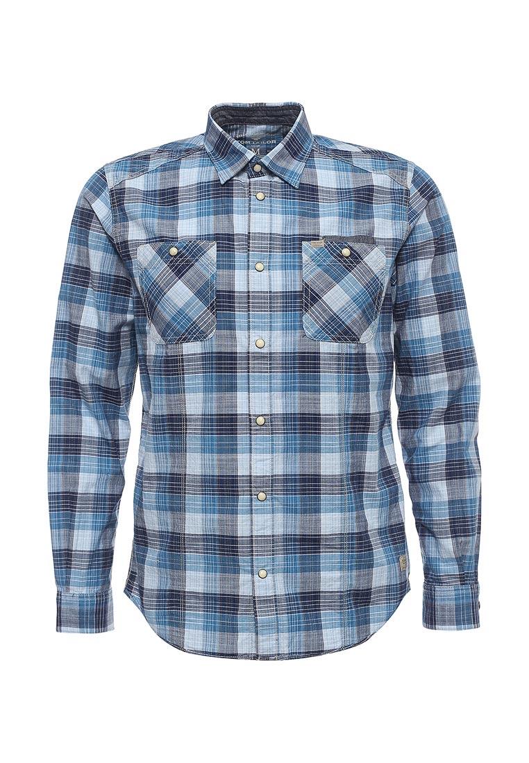 Рубашка с длинным рукавом Tom Tailor (Том Тейлор) 2033118.00.10