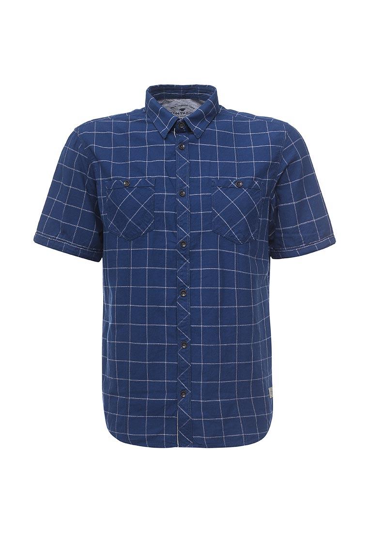 Рубашка с коротким рукавом Tom Tailor (Том Тейлор) 2033316.00.10