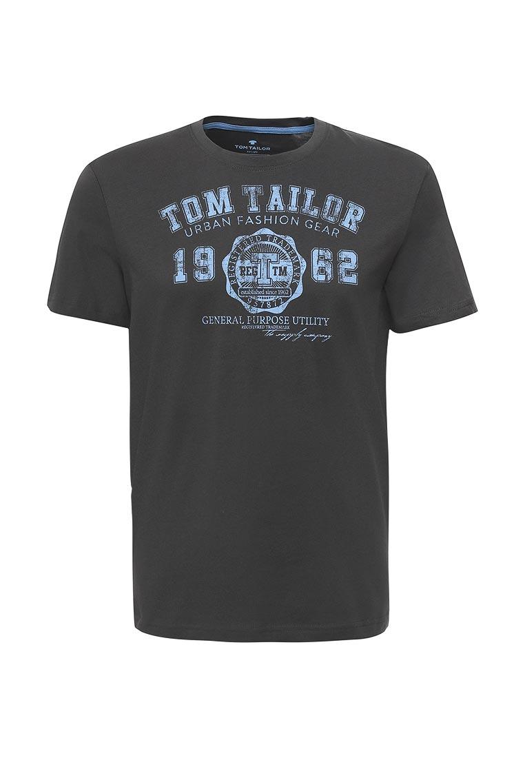 Футболка с коротким рукавом Tom Tailor (Том Тейлор) 1023549.06.10